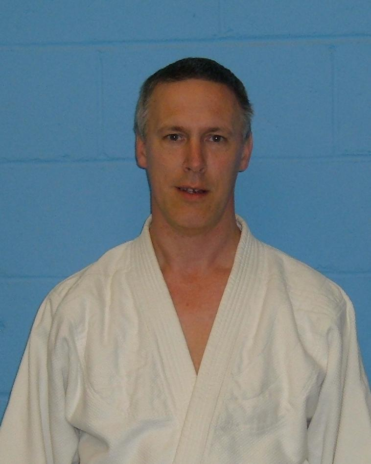 Sensei Mick Williams
